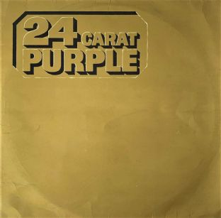 Deep Purple ‎- 24 Carat Purple (LP) (G+/G+)